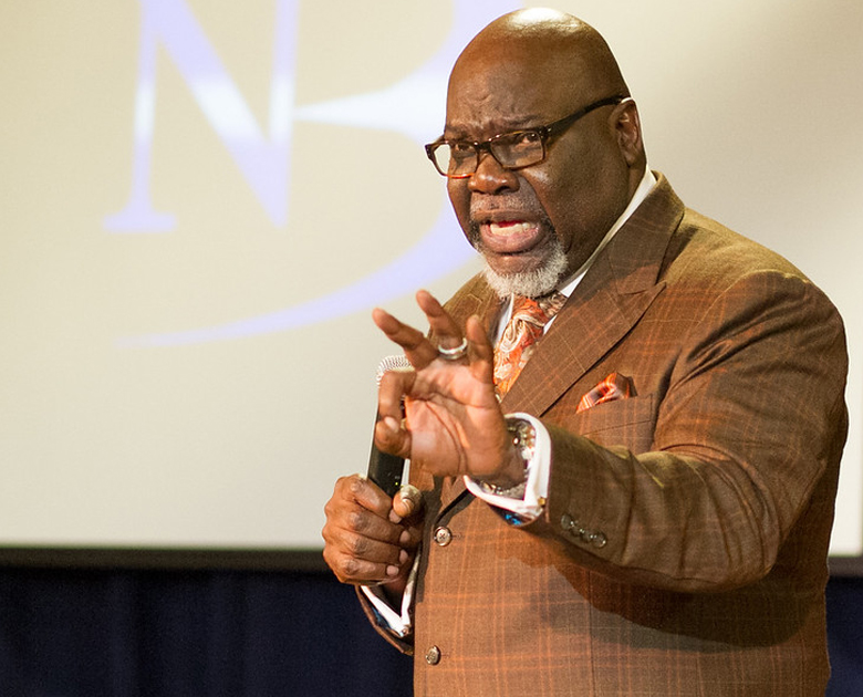 Bishop TD Jakes Ministries
