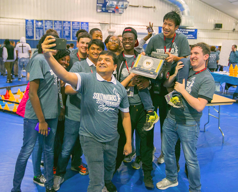 Southworks Engineering and Robotics Olympics